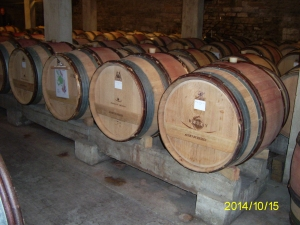 Nya ek fat med årets viner