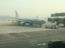 AirChina i Peking