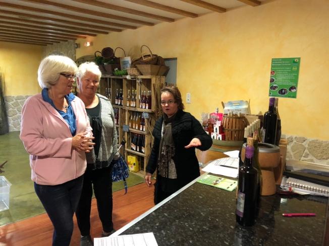Info om vinprodukterna