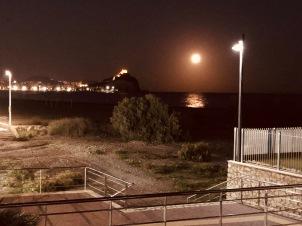 Månens uppgång